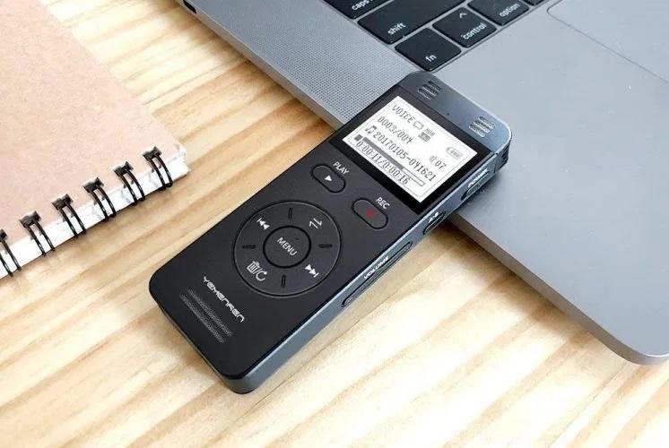registratore vocale